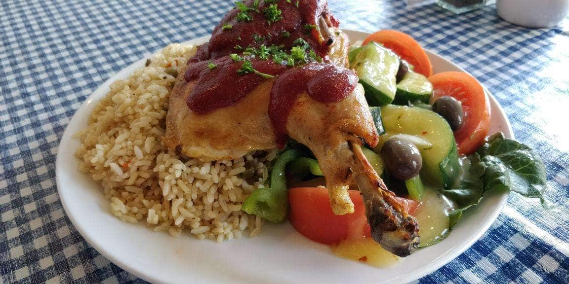 Stepho's Souvlaki Greek Taverna