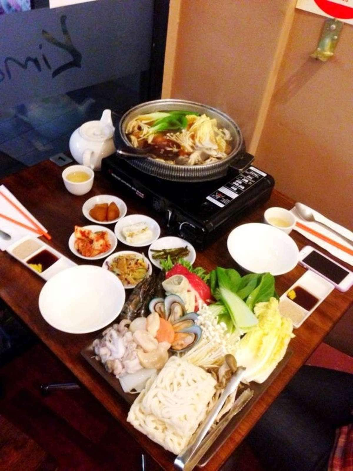 Angie 39 s photo for kimchi hut for Angie s african cuisine