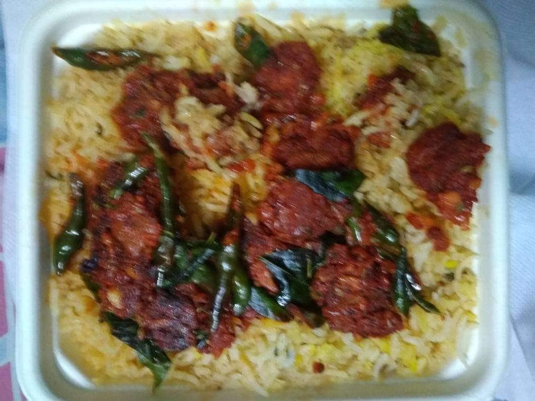 Sachin 123 S Review For Biryani Mandra Koramangala 1st Block