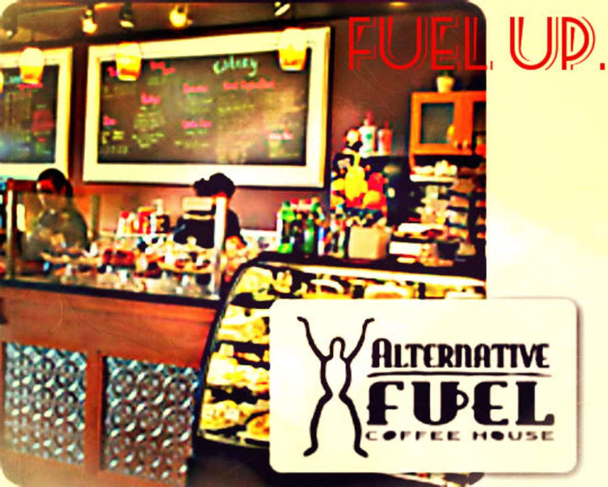 Alternative Fuel Coffee House