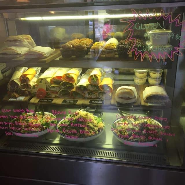 Villiers Street Canteen