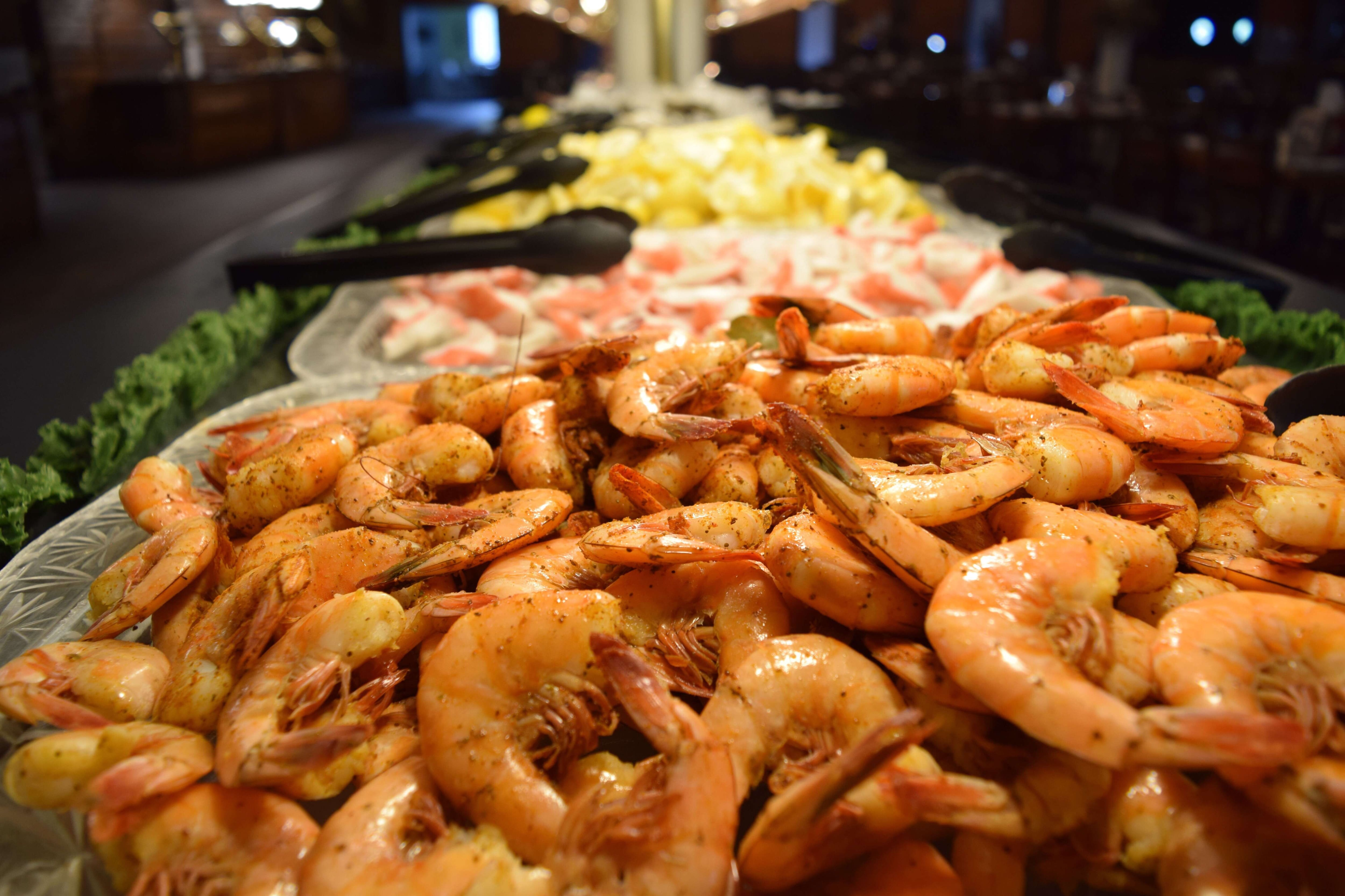 Pirate S Table Calabash Seafood Buffet