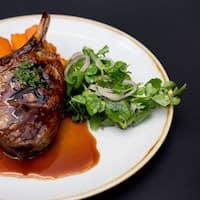 Sirocco Restaurant Sydney Airport Menu