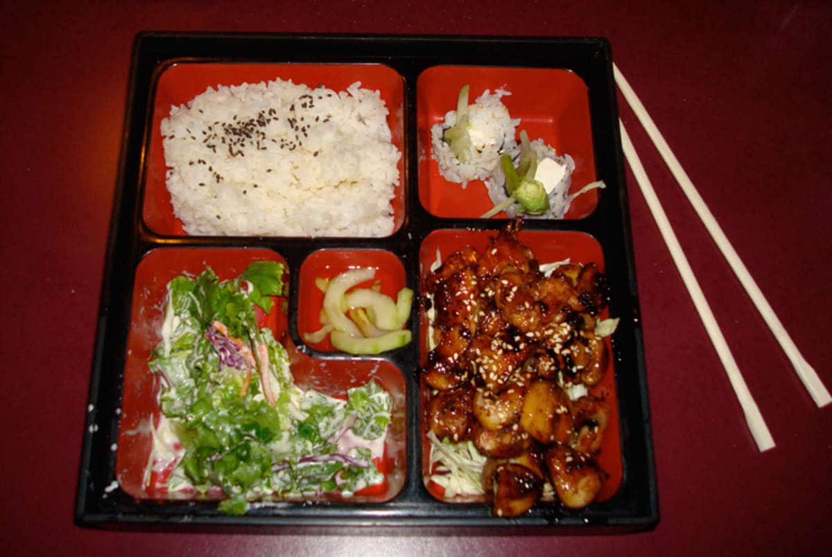 Kyoto Japanese Restaurant Stillwater Oklahoma