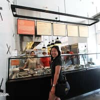 Shophouse Southeast Asian Kitchen Hollywood Los Angeles
