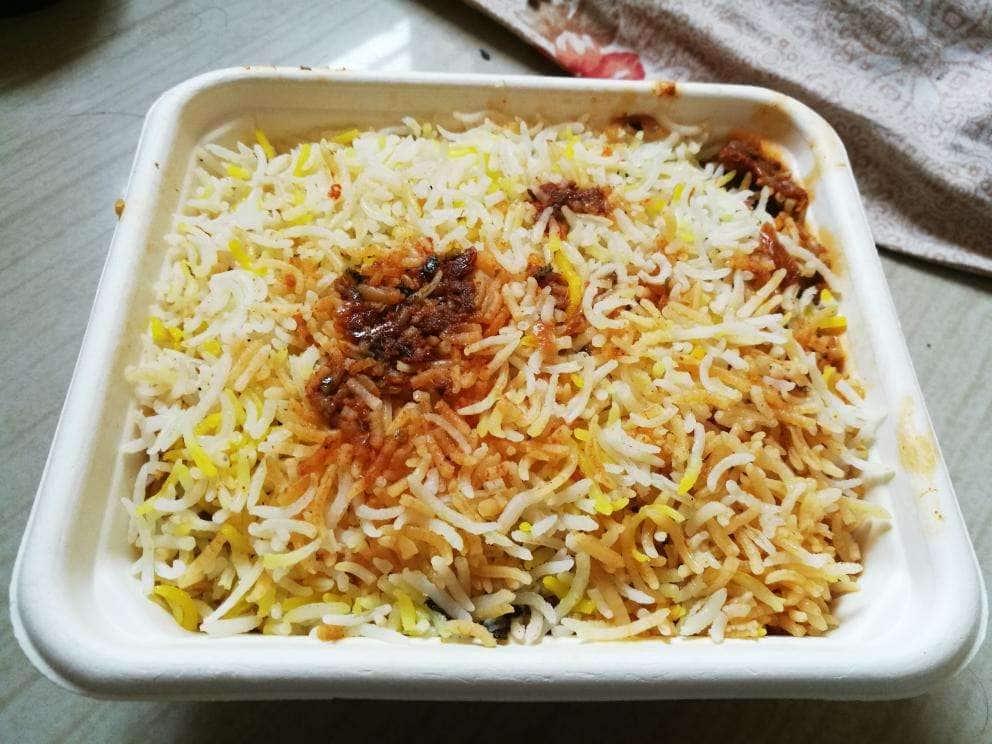Jobin John S Review For Biryani Mandra Koramangala 1st Block