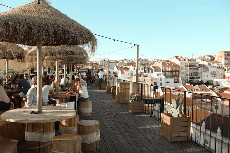 The Garden Rooftop, Santos, Lisboa | Zomato