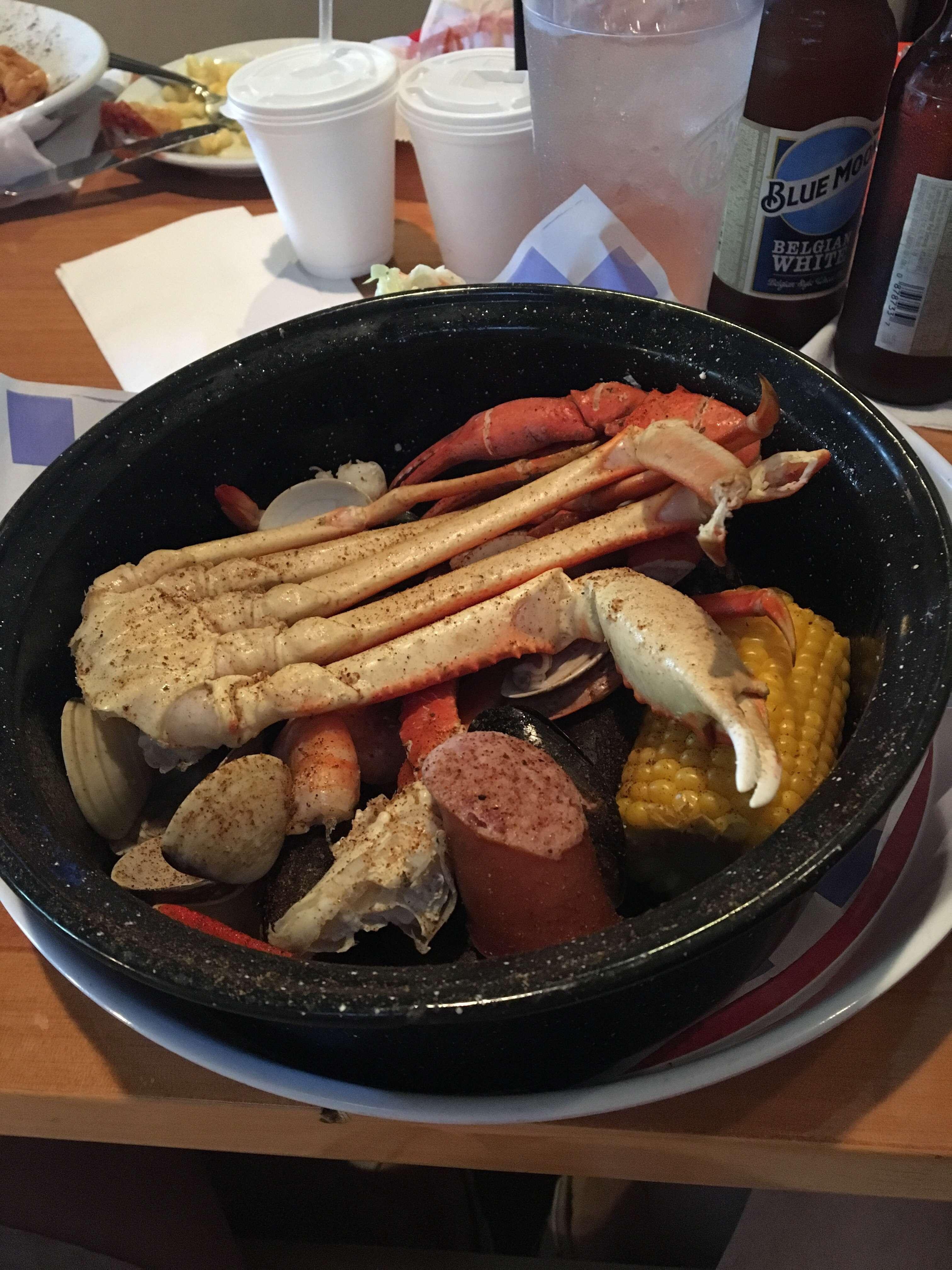 DryDock Seafood Grill & Spirits