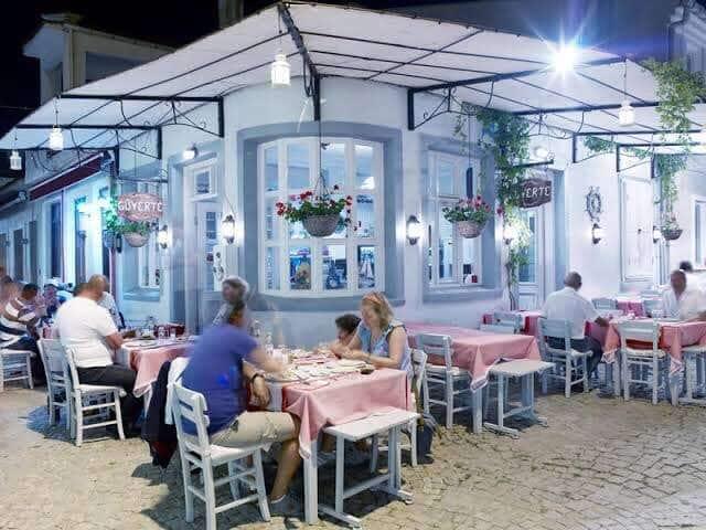 Güverte Restaurant