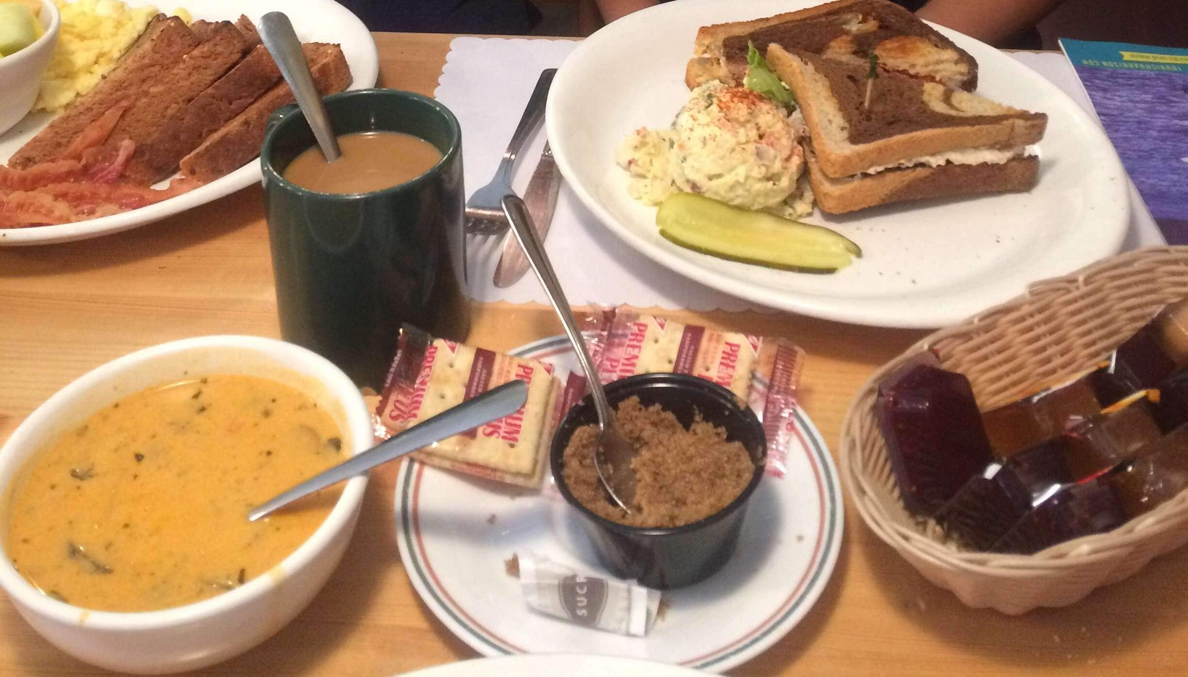Chuck and Kitty's Country Cafe