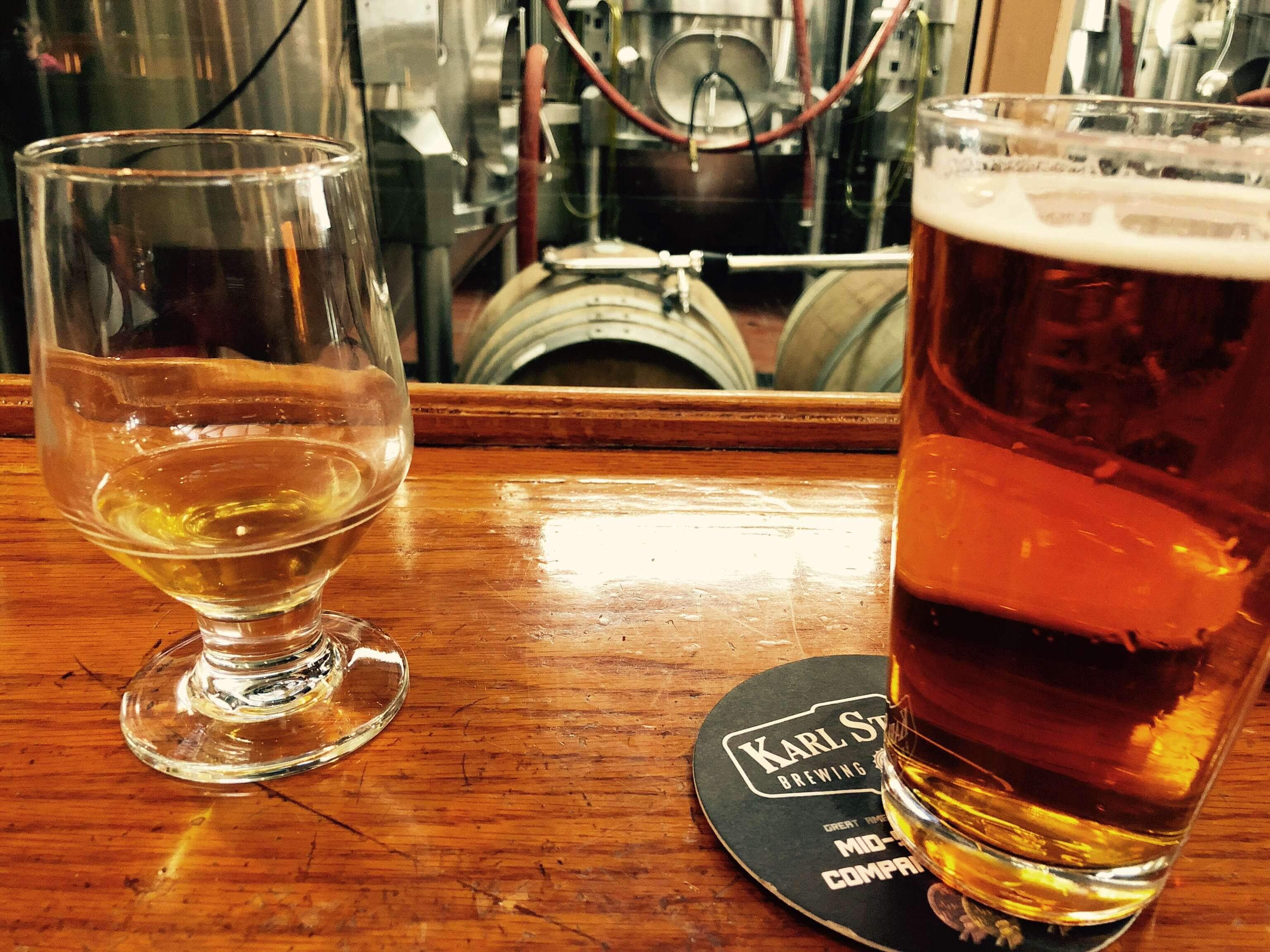 Karl Strauss Brewery & Grill