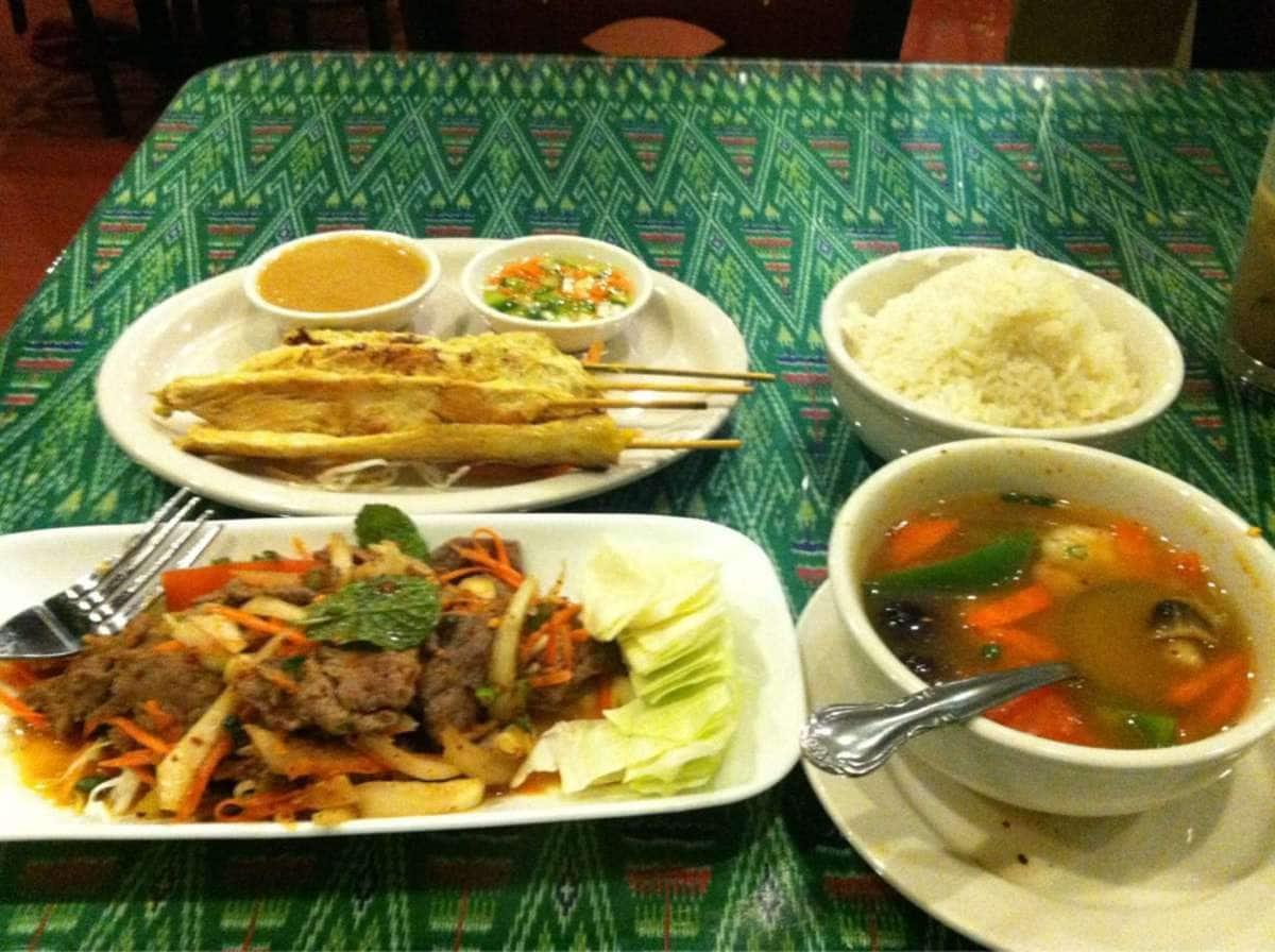 Order Thai Food Online Dc