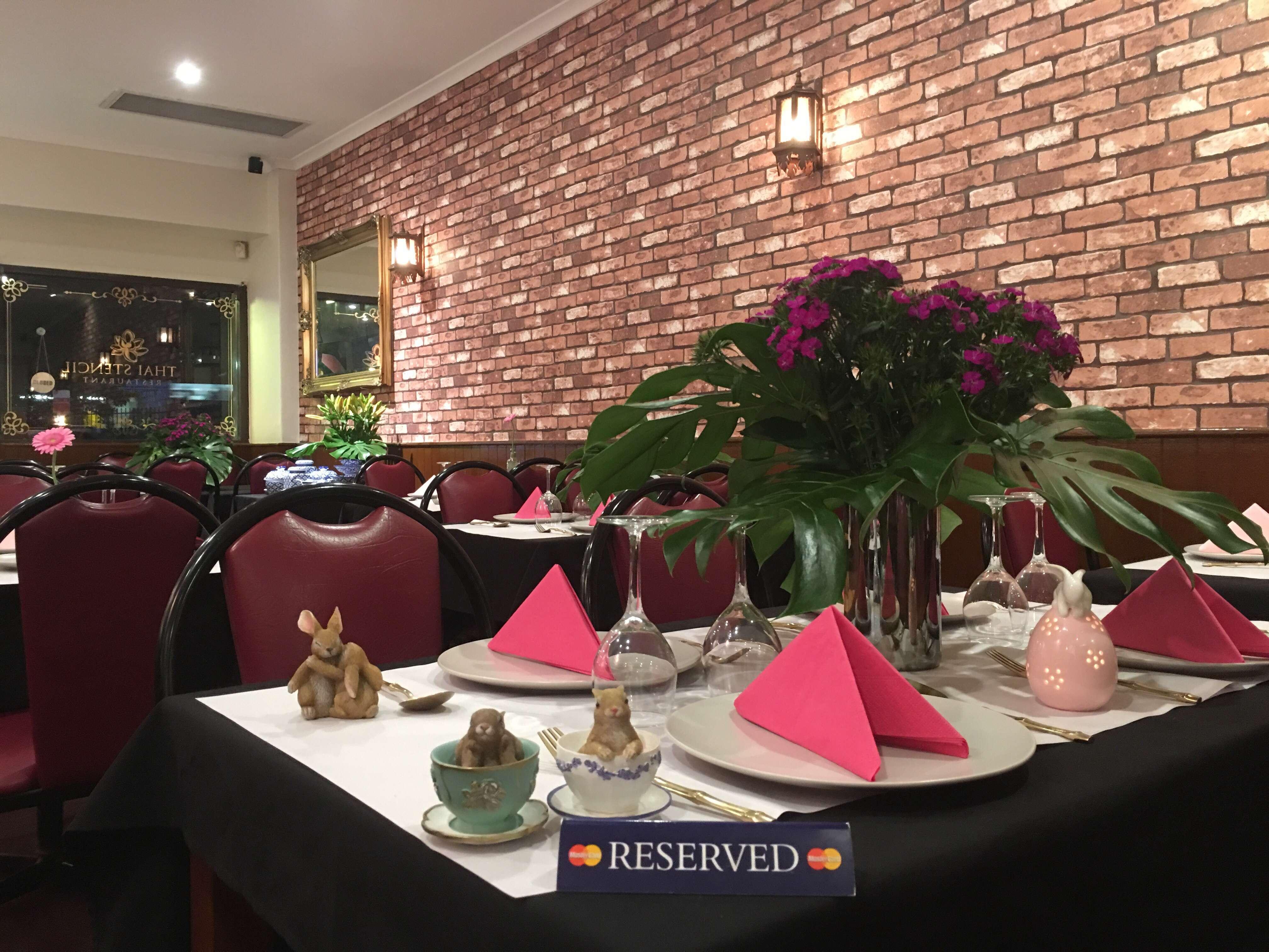 Thai Stencil Restaurant