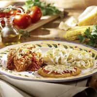tour of italy homemade lasagna lightlybreaded chicken parmigiana and alfredo olive garden italian - Olive Garden Harlingen