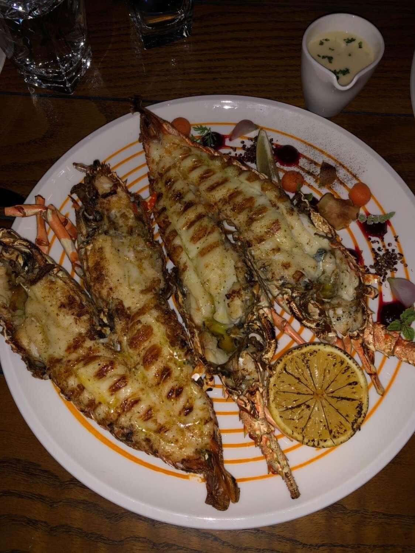 The Copper Lobster - Fairmont Fujairah Beach Resort