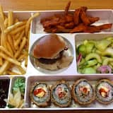 The Cowfish Sushi Burger Bar Raleigh Research Triangle