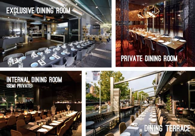 Events At Ludlow Bar Dining Room Southbank Melbourne