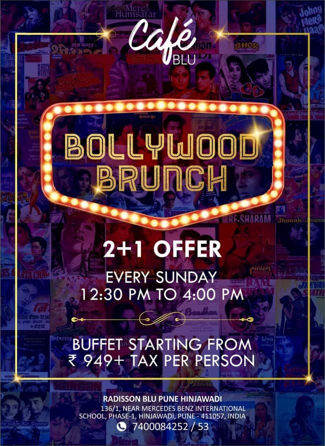 Cafe Blu - Radisson Blu, Hinjawadi, Pune - Zomato