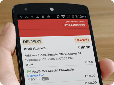 how to add business photo to zomato